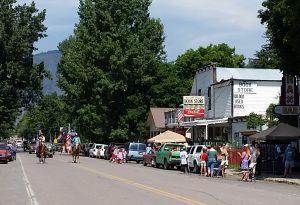 Alberton parade