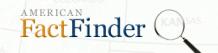 American FactFinder logo