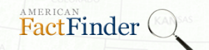 Logo American FactFinder