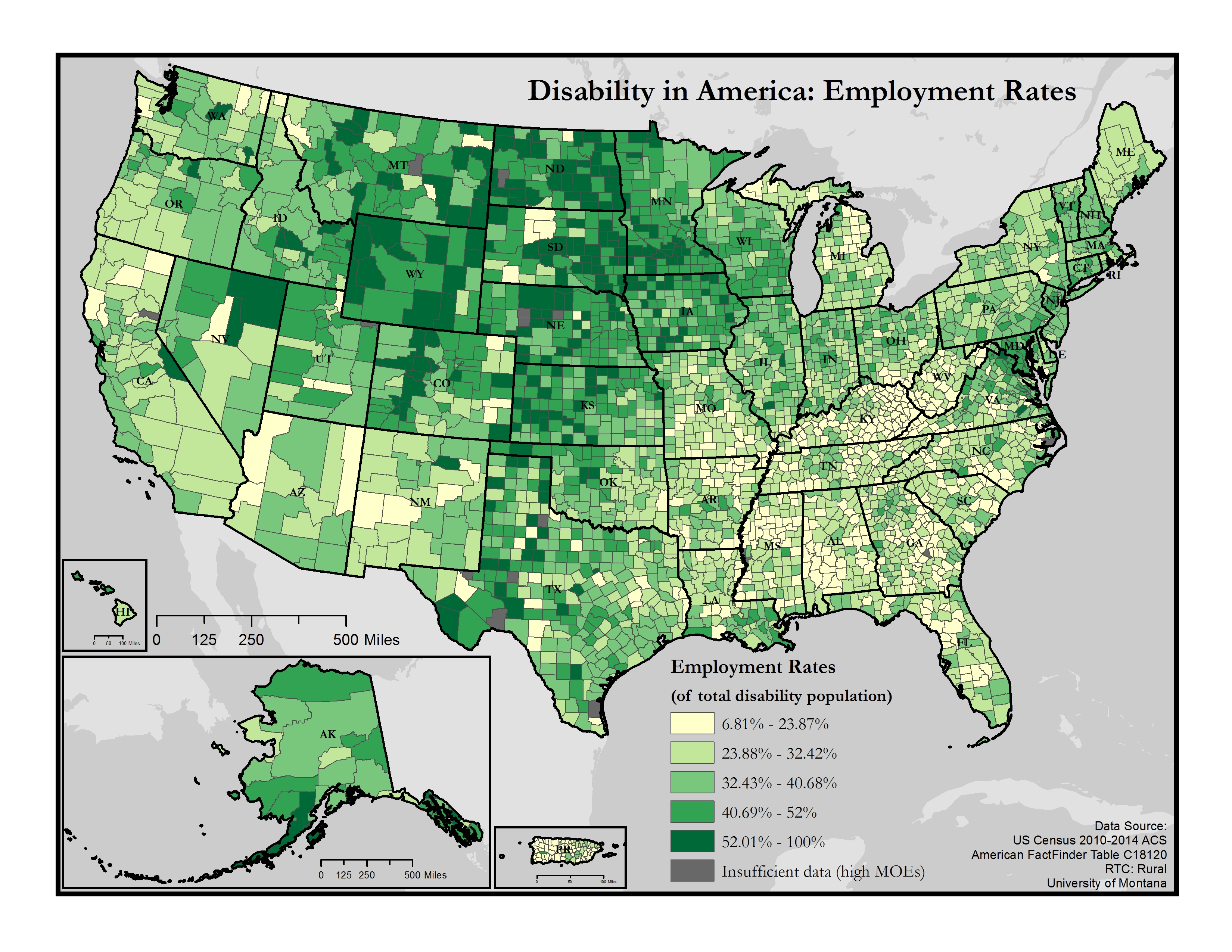 Maps of Disability and Employment - RTC:Rural  States Of America Map on preppiest colleges in america, map southern utah university, map of america 50 states and capitals, map of united america, 50 worst states in america, people's republic of america, highway map of america, map united states happiness, map of america coloring page, map of the 52 states, list all 52 states america, 52 states in america, map of usa with state names, map north, united republic of america, map of states of america, healthiest state in america, list 52 states of america, name 52 states of america, american states map with america,