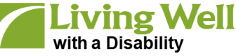 Living Well with a Disability Program Logo