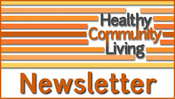 Healthy Community Living Newsletter Top