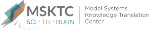 MSKTC Model Systems Knowledge Translation Center. SCI,TBI, Burn.
