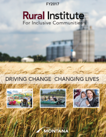 RIIC Annual Report Cover