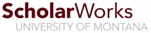 University of Montana ScholarWorks