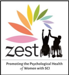 ZEST- promoting the psychological health of women with SCI