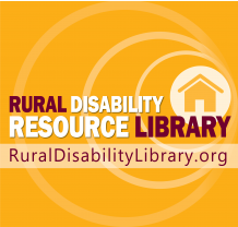 Rural Disability Resource Library. RuralDisabilityLibrary.org