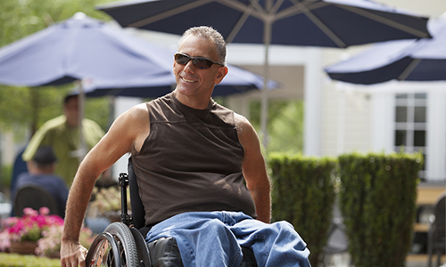 man using wheelchair-cropped